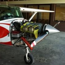 Cessna 152 SP-KCC - silnik