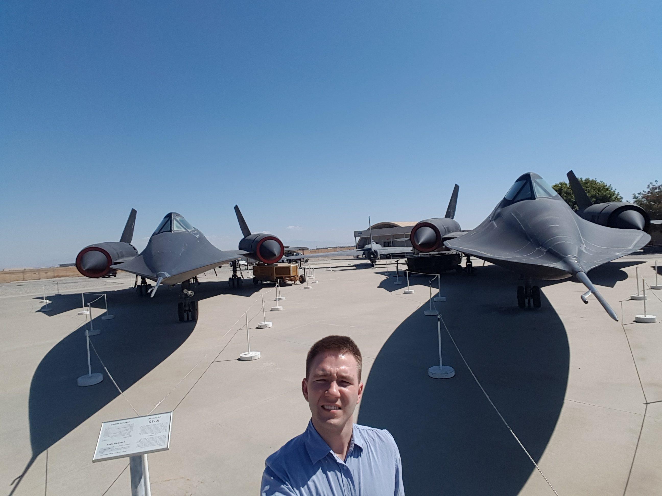 Selfie z Blackbirdem jest cool, a z dwoma? :-D