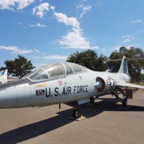 Lockheed F-104B Starfighter