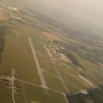 EPKS - lotnisko wojskowe Poznań - Krzesiny