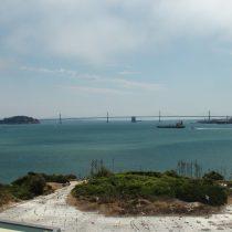 Bay Bridge - mój ulubiony most w okolicy.