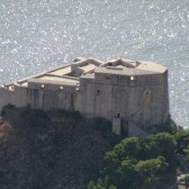 Dubrovnik - Lovrijenac - Forteca