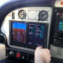 Garmin G500 iGTN650, 3 ekrany inowoczesna nawigacja obszarowa znacznie podnoszą świadomość sytuacyjną