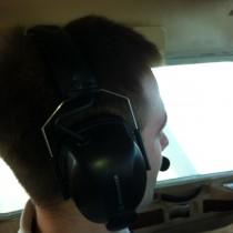 Mój nowy nabytek - słuchawki Sennheiser HME110, prezent napierwszą wypłatę wnowej firmie.