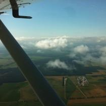 Ćwiczenia w ATZ Leszno, Cessna 152 SP-KSO