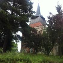 Kosciół św. Jakuba w Zirchow