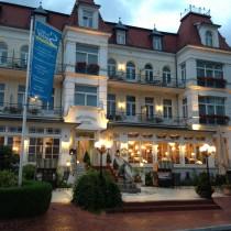 Heringsdorf, Romantik Hotel Esplanade****