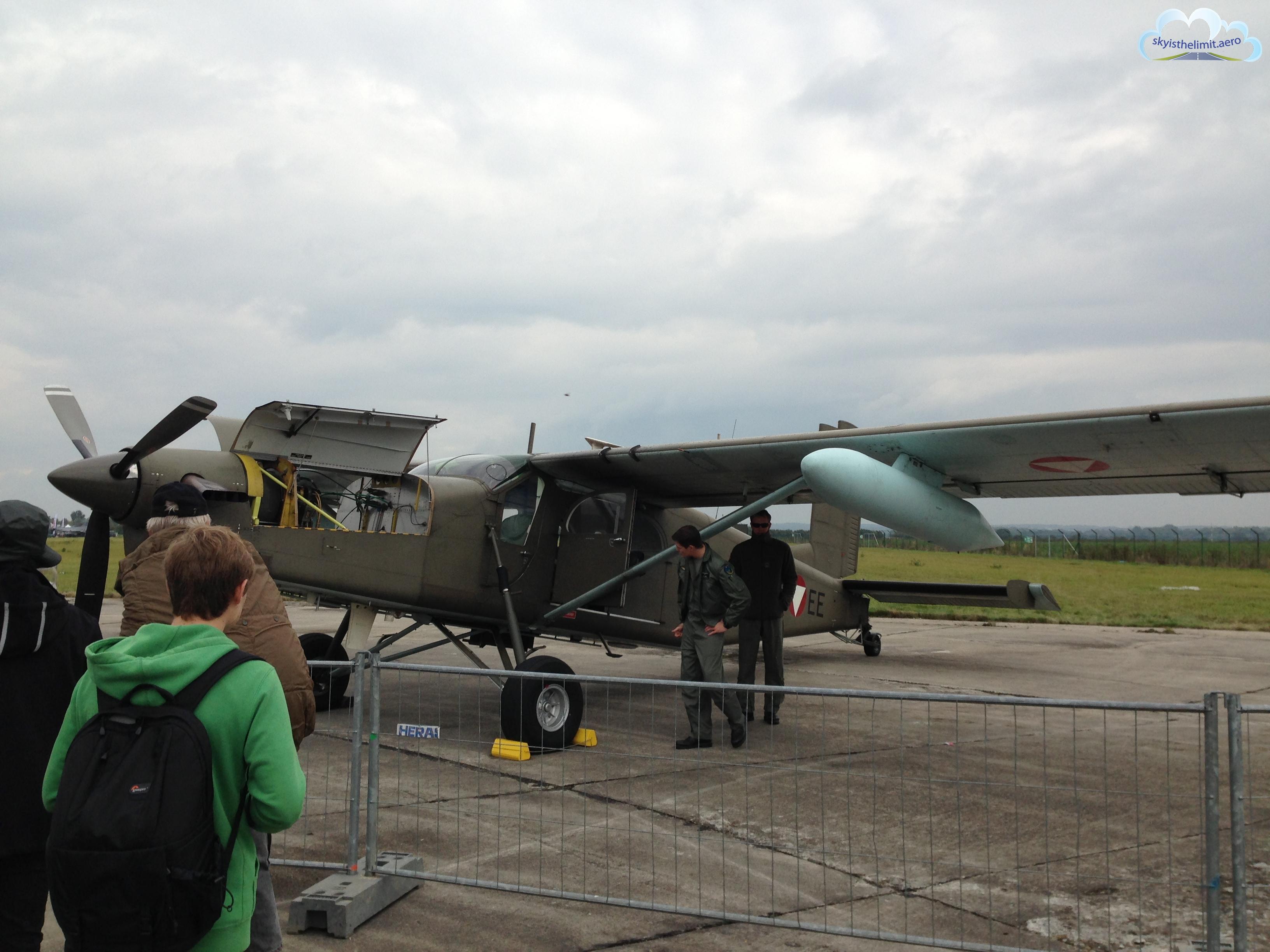 Pilatus PC-6 Turbo Porter - Siły Powietrzne Szwajcarii