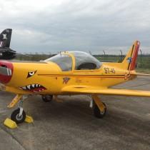 SIAI-Marchetti SF.260 - Siły Powietrzne Belgii