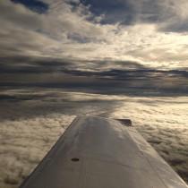 Dla takich widoków chce się latać niezależnie odpogody nadole.