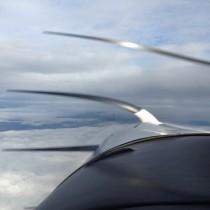 Dla takich widoków chce się latać niezależnie od pogody na dole.