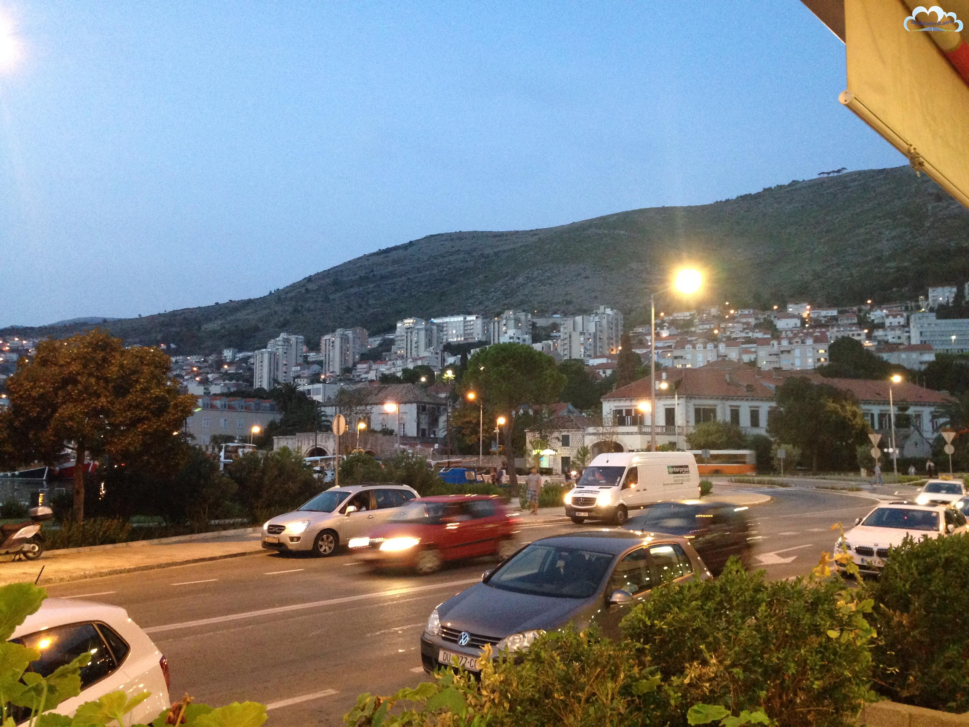 Góry i morze - w Dubrovniku każdy znajdzie coś dla siebie.