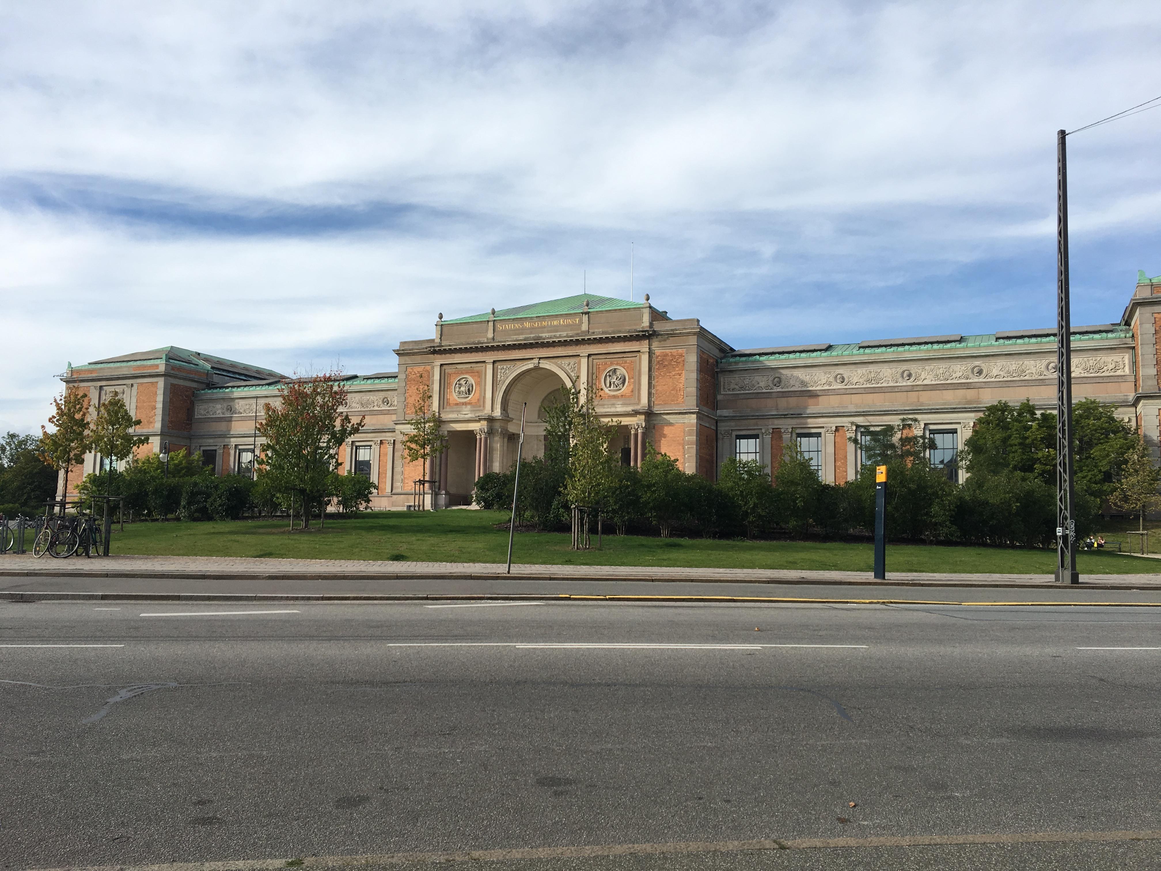 Państwowe Muzeum Sztuki w Kopenhadze