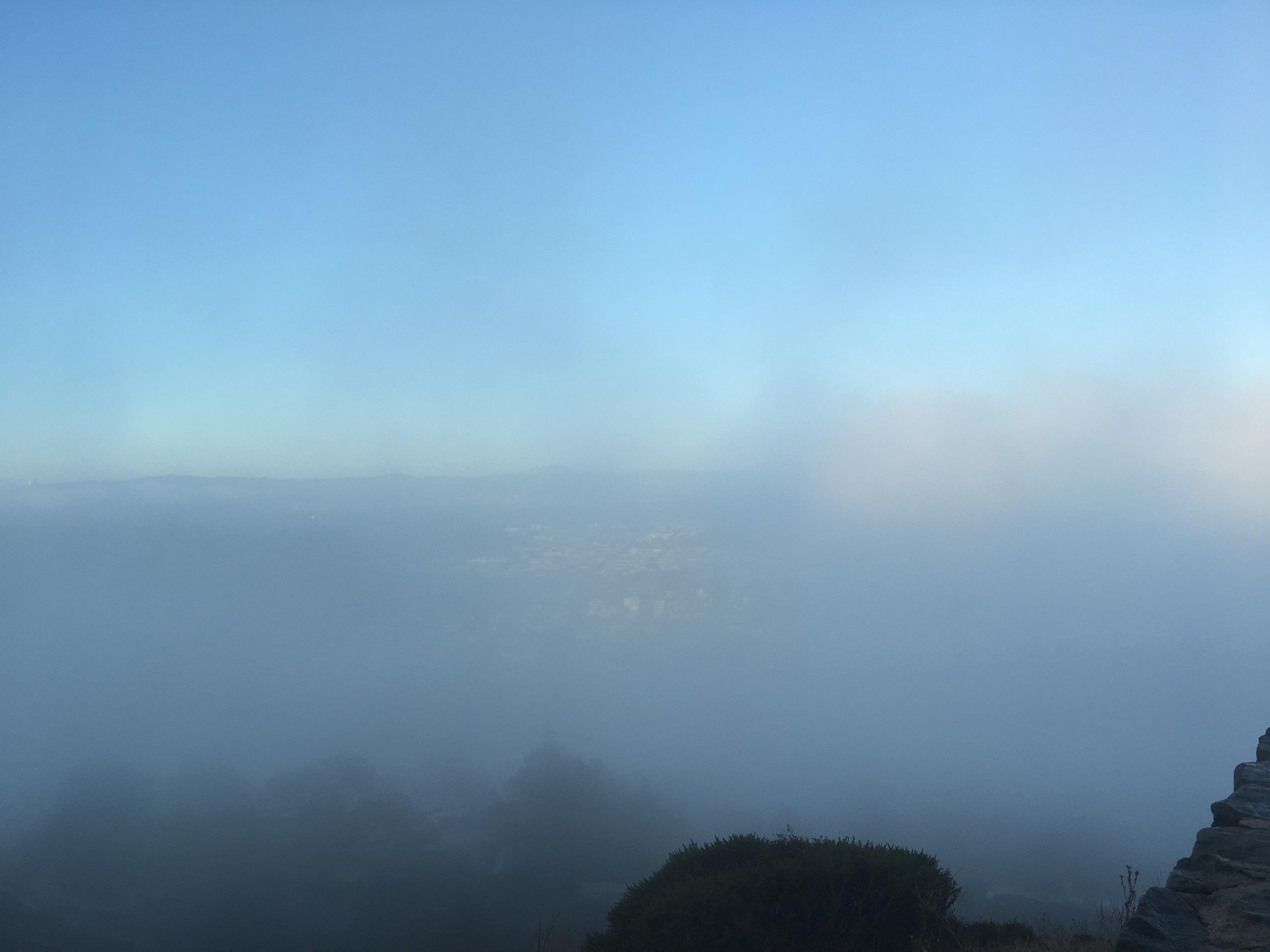 Na poziomie wierzchołków chmur - Twin Peaks