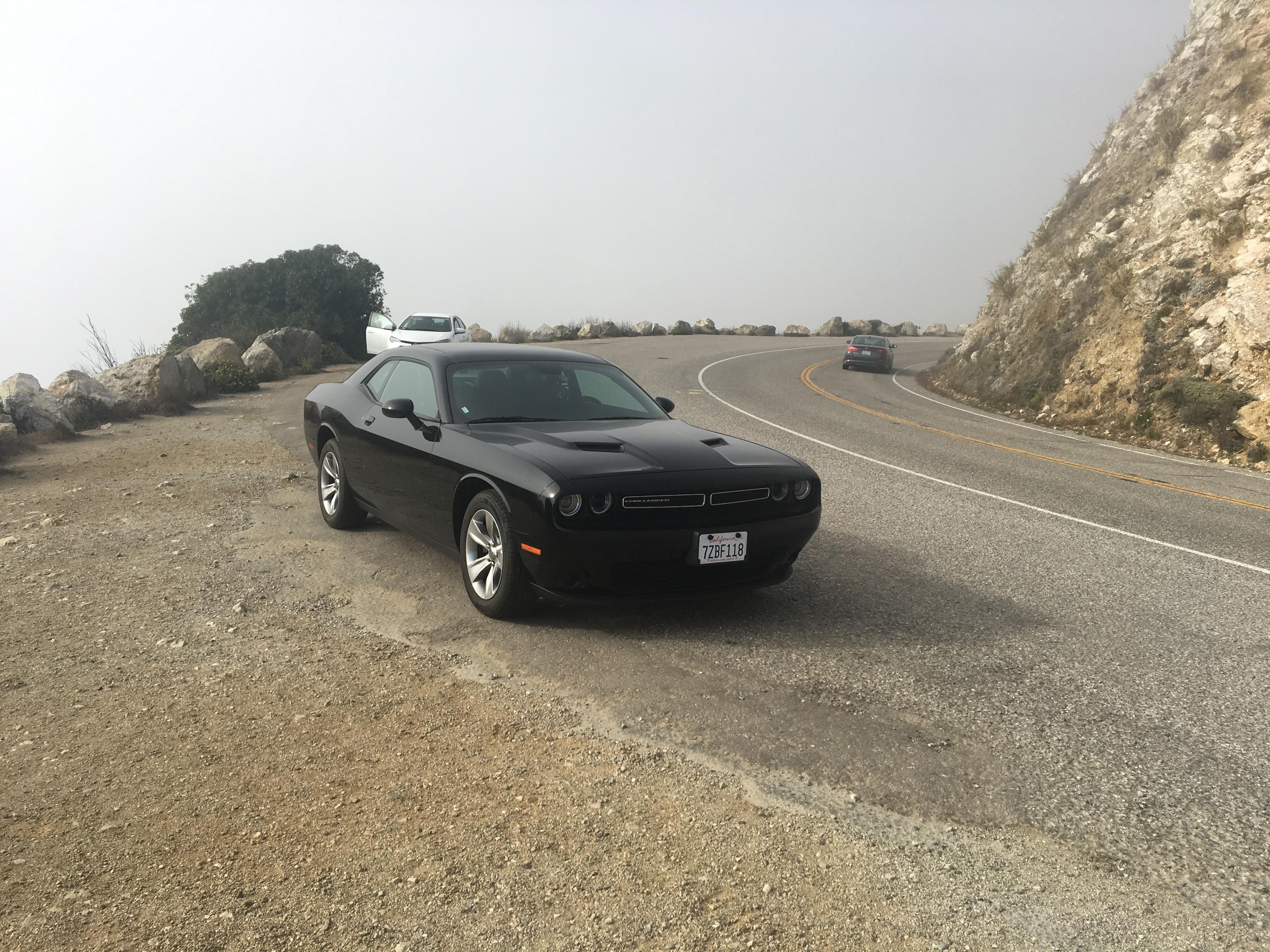 Dodge Challenger, Pacific Coast Highway no. 1