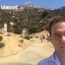 Hollywood Sign, pamiątkowe selfie
