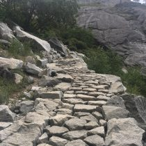 Yosemite Falls High Trail