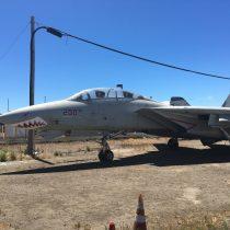 Mój ulubieniec F-14 Tomcat, adokładnie toGrumman NF-14A Tomcat