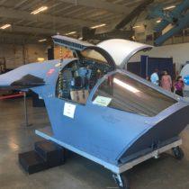 EF-111 Kokpit