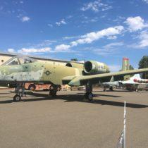 A-10 Thunderbolt II aka Whartog