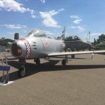 North-American F-86F Sabre