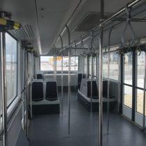 Autobus dla załogi - komplet doA388 na16-godzinny lot bysię zmieścił.