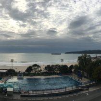 Widok zhotelu Panorama.