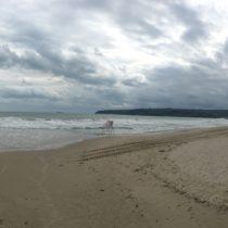 Plaża wWarnie, Bułgaria