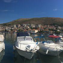 ... bywylądować wSłonecznej Chorwacji.