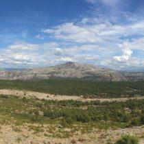 Góry nagranicy zBośnią iHerzegowiną