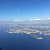 Żegnamy się zpięknym isłonecznym Dubrovnikiem.