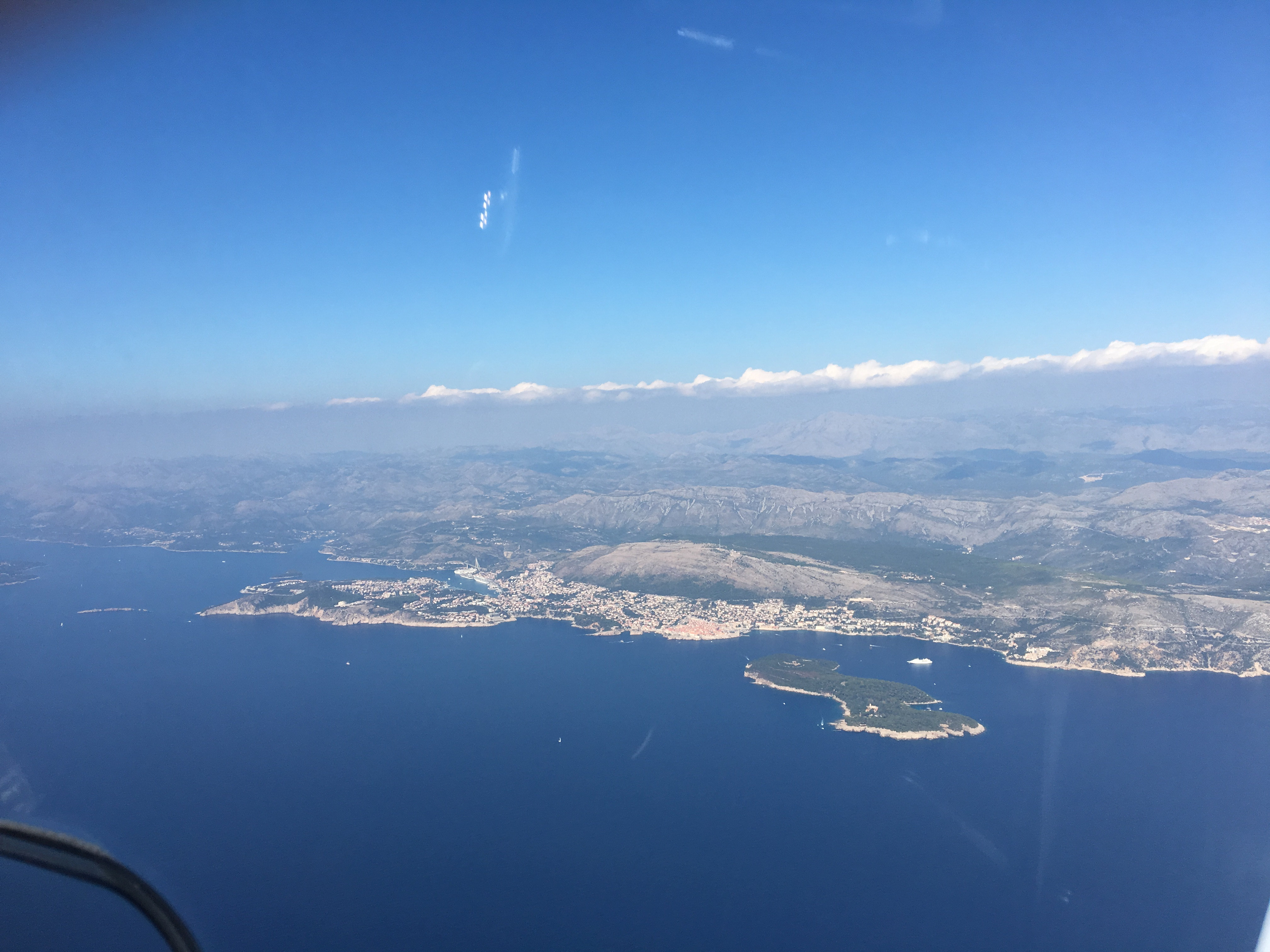Żegnamy się z pięknym i słonecznym Dubrovnikiem.