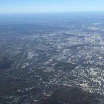 Warszawa wśrodku dnia