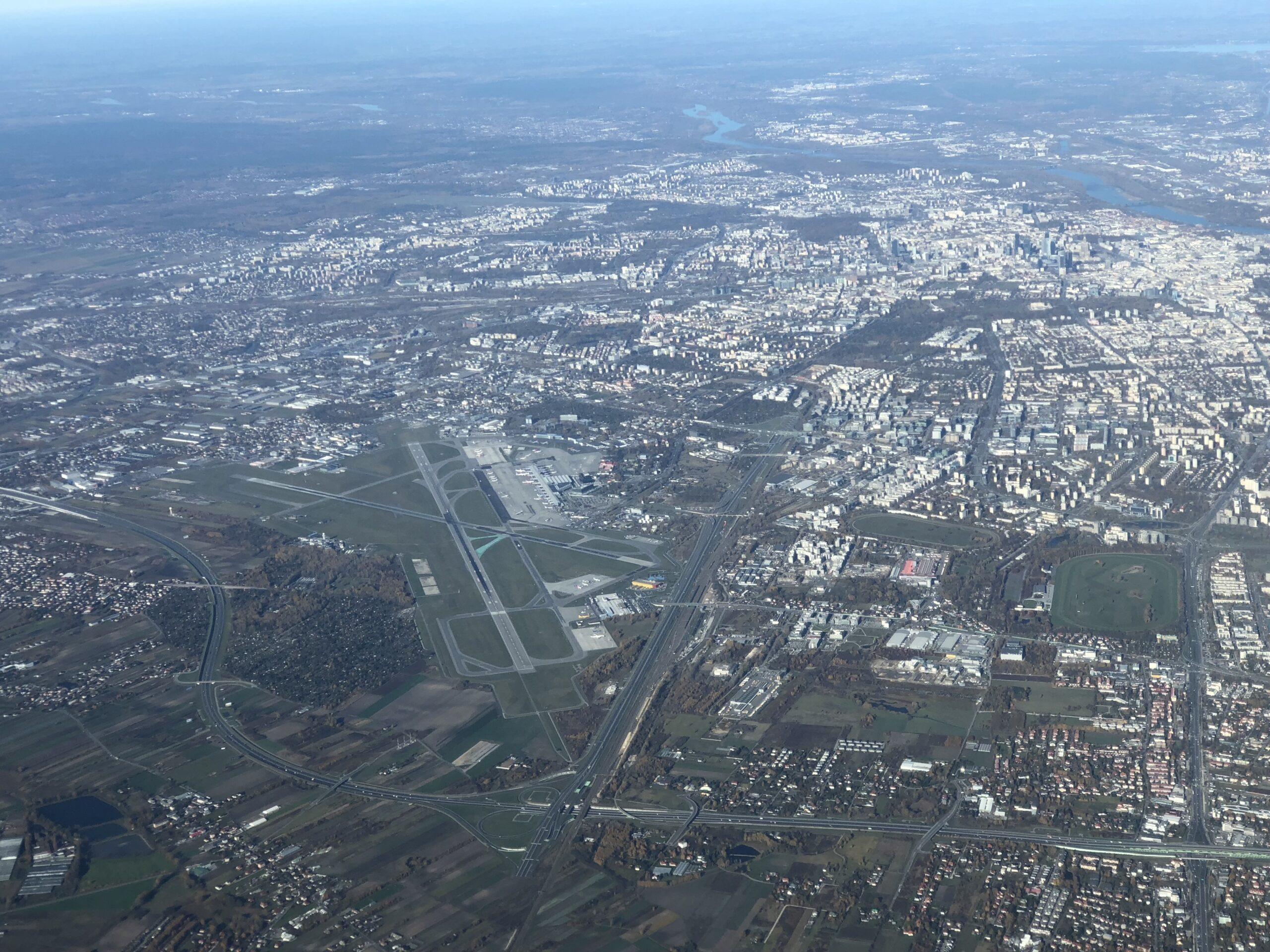 Lotnisko Warszawa-Okęcie (WAW/EPWA)
