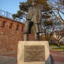 Pomnik komandora Stanisława Mieszkowskiego