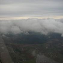 W tych chmurach prognozowane jest oblodzenie, starannie je omijam.