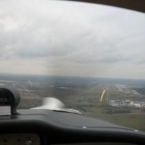 Przedpole drogi startowej 29 wGdańsku (EPGD)