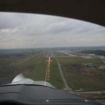 Prosta do lądowania na pasie 29 w Gdańsku (EPGD)