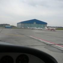 Płyta postojowa General Aviation - Gdańsk (EPGD)