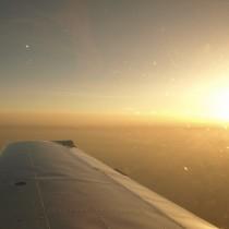 Zachody słońca nigdy mi się nieznudzą.
