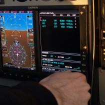 DCT LOLKA - nawigacja obszarowa bardzo ułatwia życie.