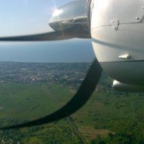 Pozycja z wiatrem do 07 w Bagiczu.